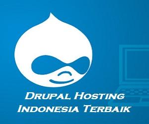 Drupal Hosting Indonesia Berkualitas