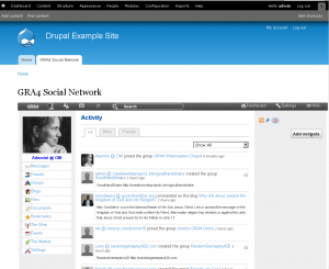 Membangun Sosial Media dengan Drupal
