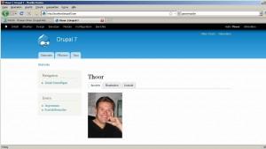 Drupal: Mengenal Modul Profil
