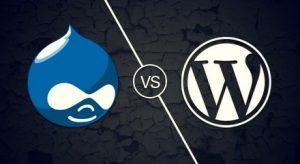 Drupal vs WordPress: Pilih Yang Mana
