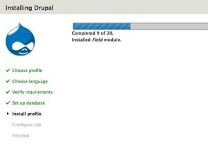 Cara Install Drupal Menggunakan WAMP di Windows