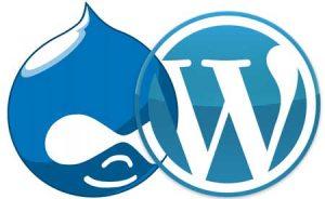 Pilih Drupal vs WordPress Untuk Website Bisnis Anda